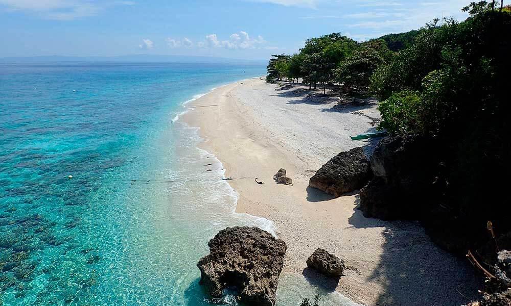 Archipiélago con islas, Cebu