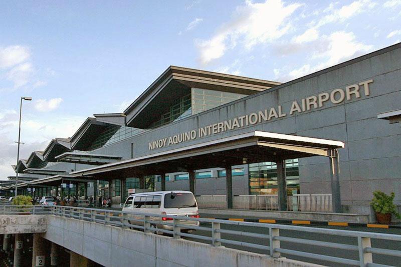 Aeropuerto Ninoy Aquino - Manila