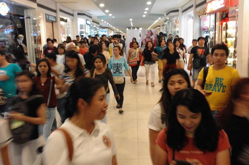 Compras en Filipinas