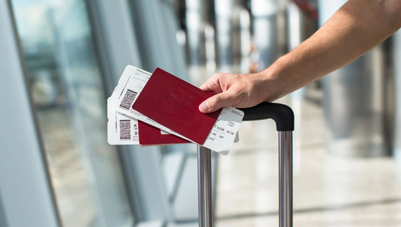 Preparar los billetes y el Visado en tu viaje a Filipinas