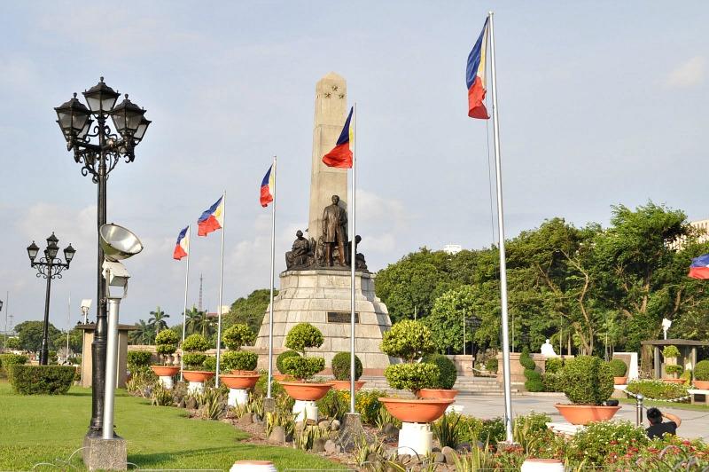 Parque Rizal - Manila