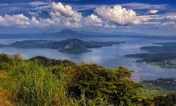 Volcan de Taal - Filipinas