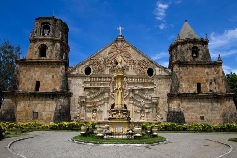 Iglesia en Villanueva - Santo Tomas