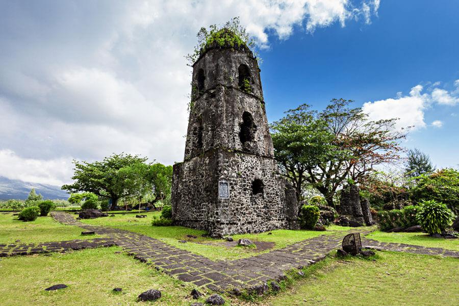 Ruinas de Cagsawa