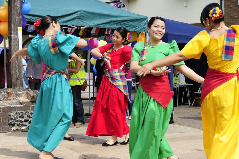 Bailes Filipinos - Cultura