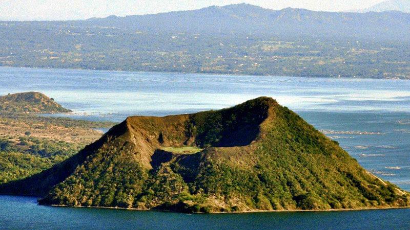 Volcan Taal - Luzon