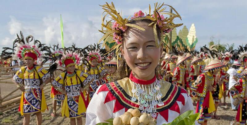 Festival en Camiguin - Lanzones