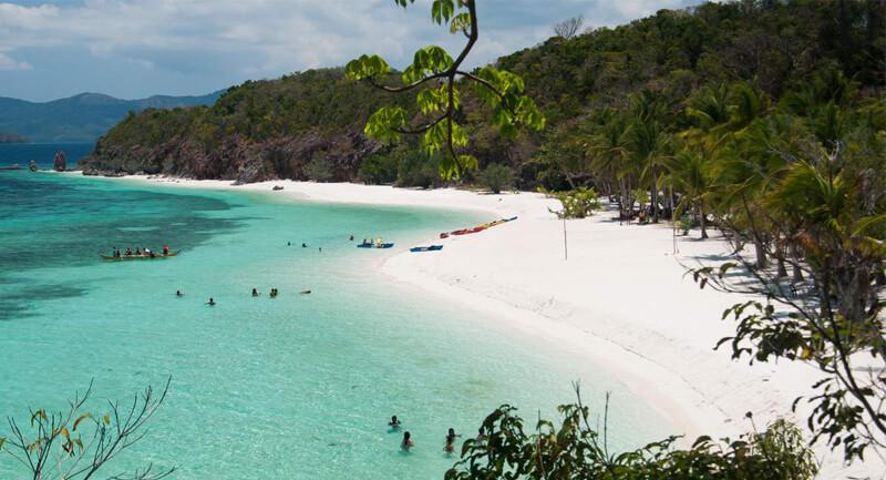 Malcapuya Beach - Coron