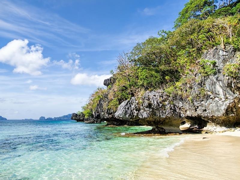 El Nido - Paradise Beach