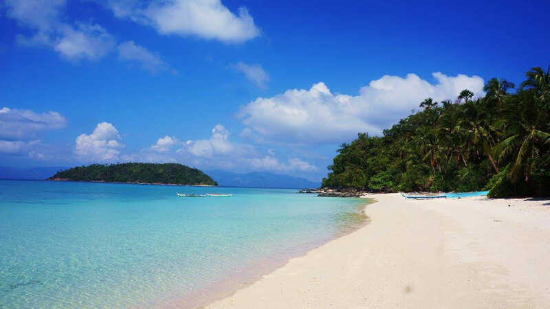 Playas en Romblon - Tiamban