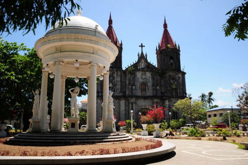 St. Anne Parish - Molo Church