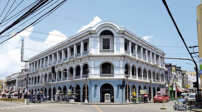 Calle Real - Centro historico de Iloilo